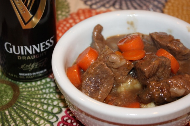 Mary's Beef and Guinness Stew