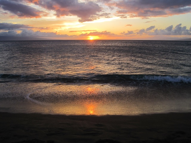 Sunset at Honua Kai