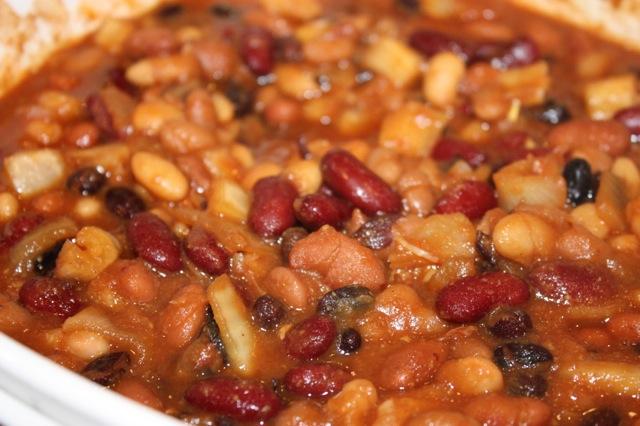 Crock Baked Beans