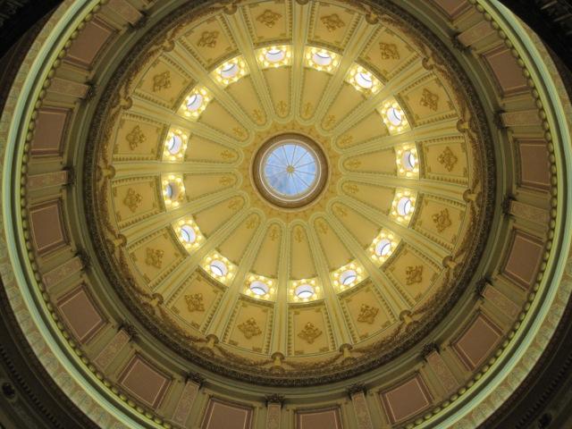California State Capitol Rotunda