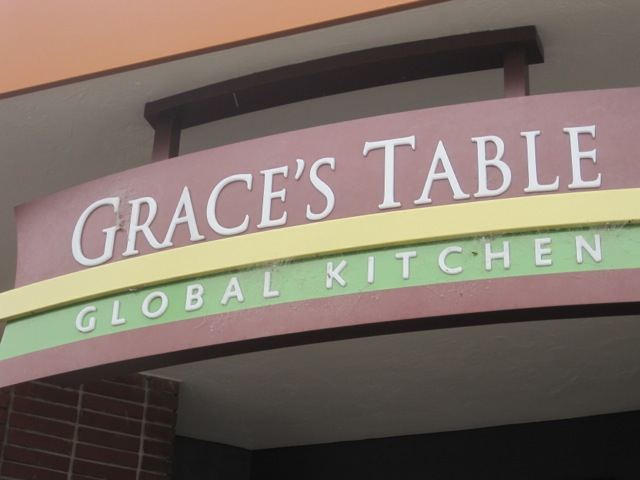 Grace's Table, Napa