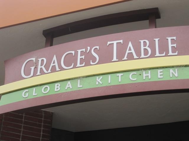 Grace's Table, Napa