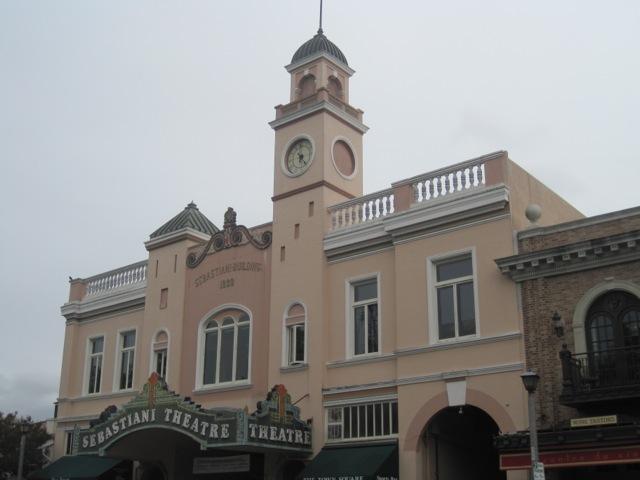 Sebastiani Theatre, Sonoma