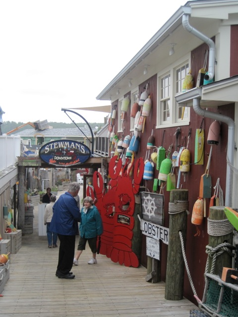Stewmans, Bar Harbor, Maine