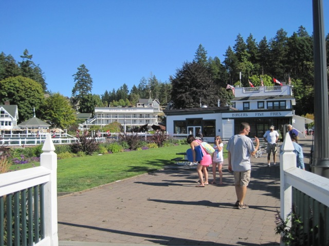 Roche Harbor Resort