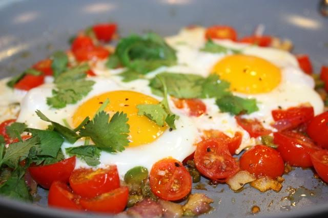 Huevos Rancheros for One