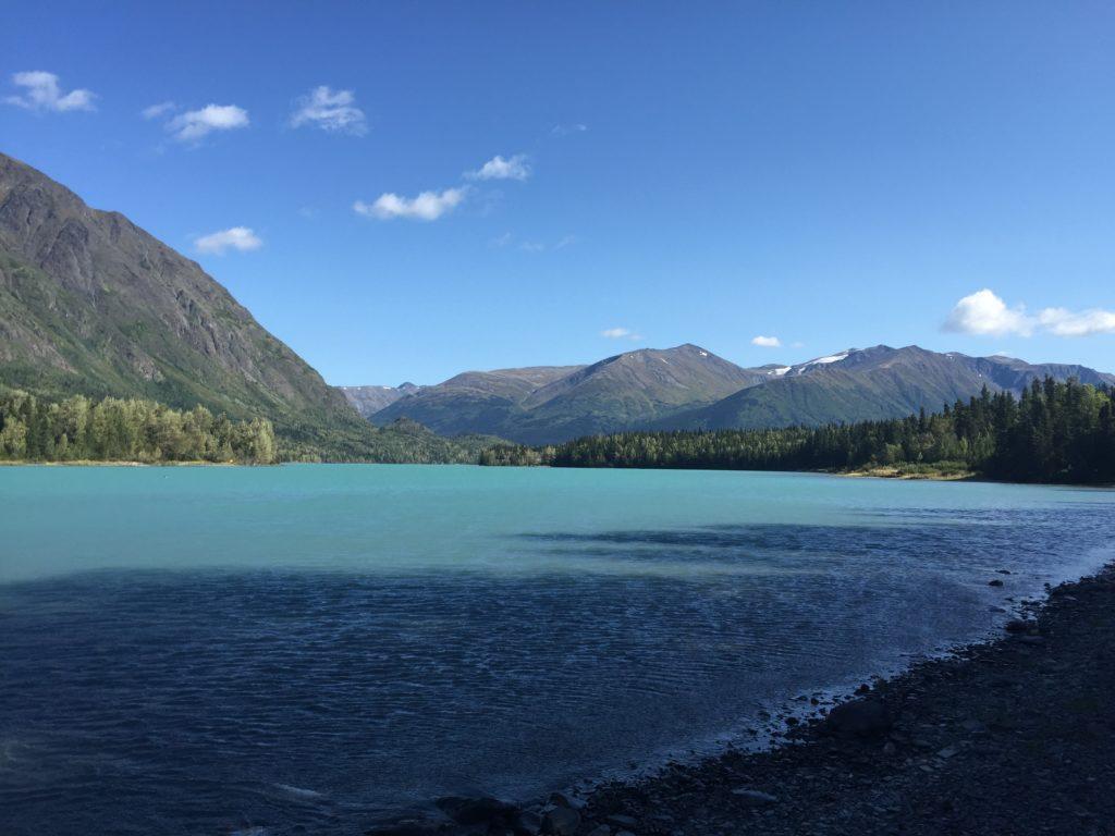 Kenai Lake, Cooper Landing, Alaska